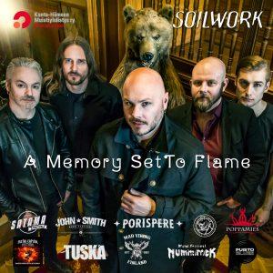 Soilwork - Musiikki kamppis juliste