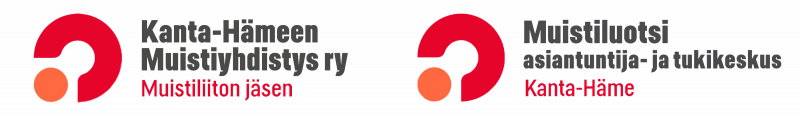 Kanta-Hämeen Muistiyhdistys ry Logo